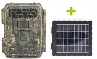 Fotopast OXE Panther 4G a solární panel