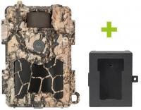 Fotopast OXE Spider 4G a kovový box